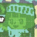 島地図アート作成のこつ あつ森